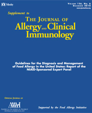 NIAID Allergy and Asthma Guidelines
