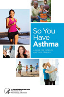 Image of the cover of So You Have Asthma
