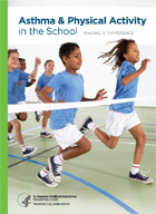 Image of the cover of Asthma & Physical Activity in the School