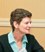 Image of Dr. Jean Kelly at a recent NACI meeting.