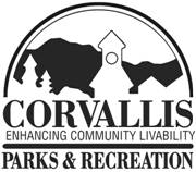 Image of Corvalis Parks and Recreation logo