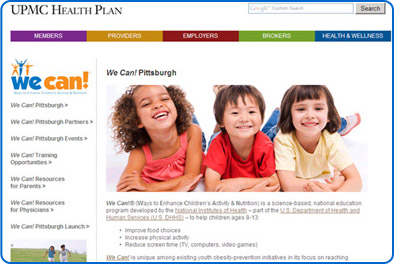 UMPC Health Plan We Can!