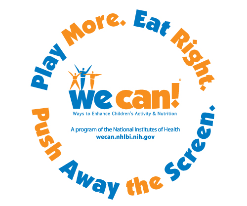 We Can Promotional Materials Tools Resources Nhlbi Nih