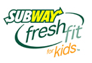 Logo for Subway Fresh Fit for Kids