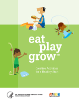 EatPlayGrow Curriculum cover