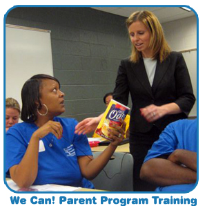Photo of We Can! Parent Program training in Fairfax, VA
