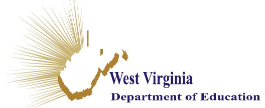 logo for west virginia department of education