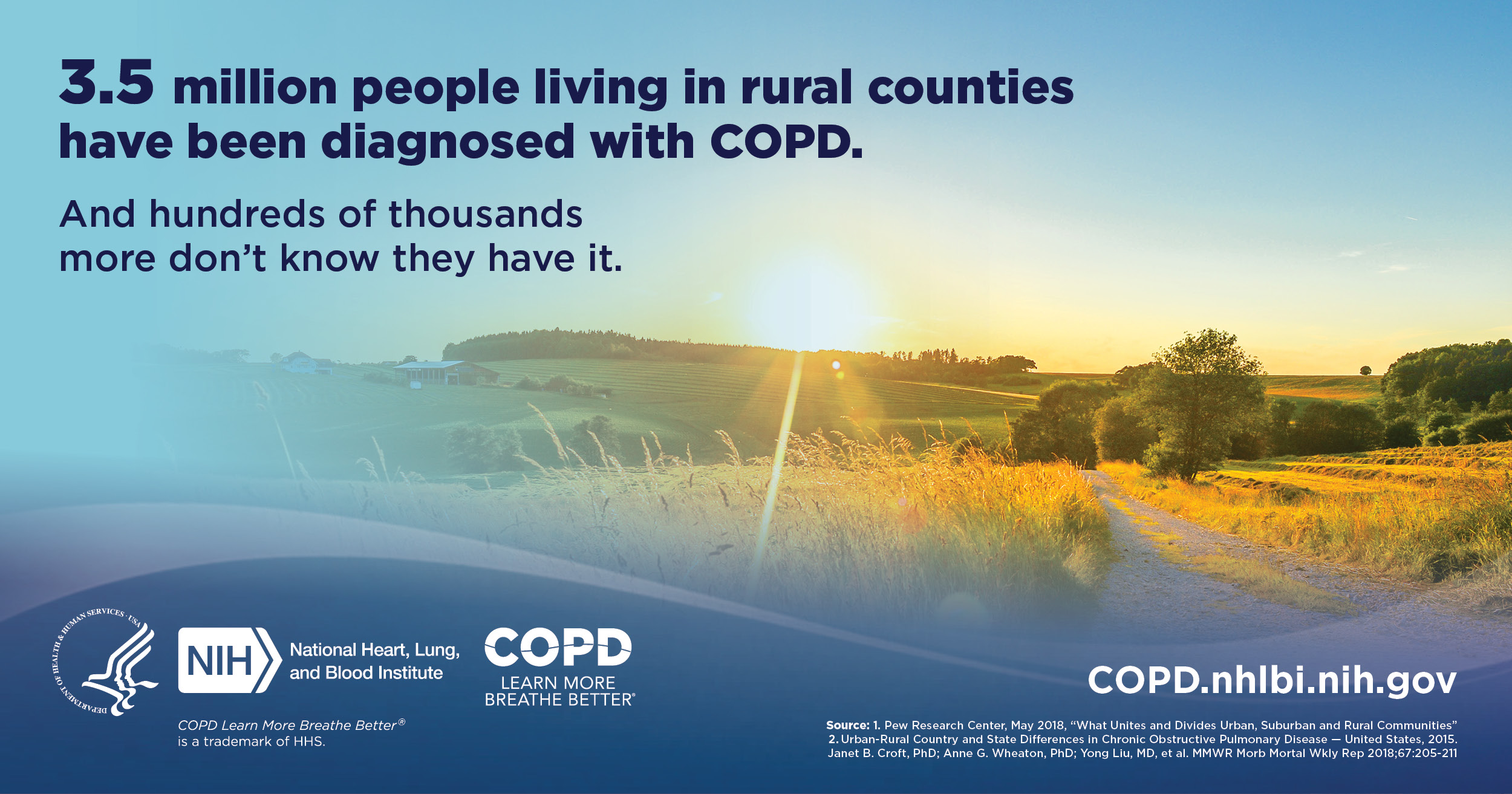 Diagnosing the Rural COPD Patient: Ask About Symptoms, Use