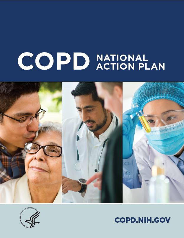 COPD Action Plan Cover