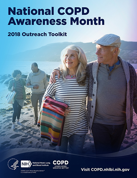 Cover of COPD Month Toolkit Thumbnail