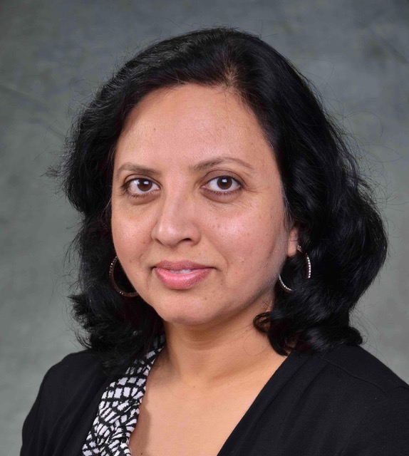 Dr. Deepika Darbari, a pediatric hematologist at the Children's National Medical Center in Washington, D.C., and a special volunteer with NHLBI.