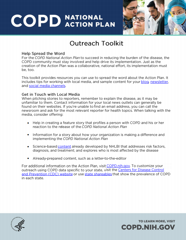 Outreach toolkit cover