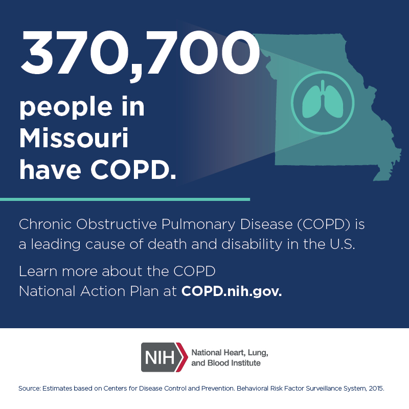 370,700 people in Missouri have COPD.