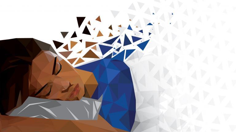 What is sleep study test