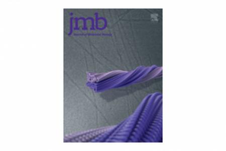 J. Mol. Biol cover