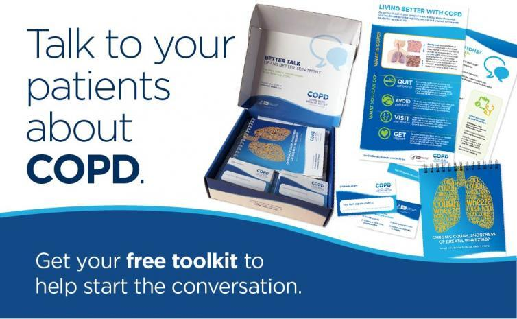 COPD Health Care Provider Toolkit