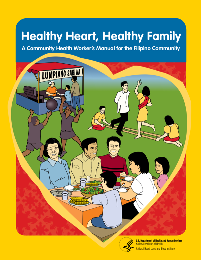 Healthy Heart, Healthy Family: A Community Health Worker's