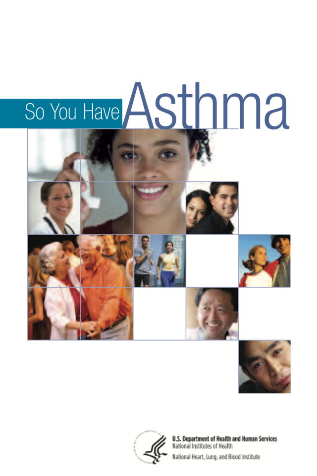 Cover of Asthma Guide