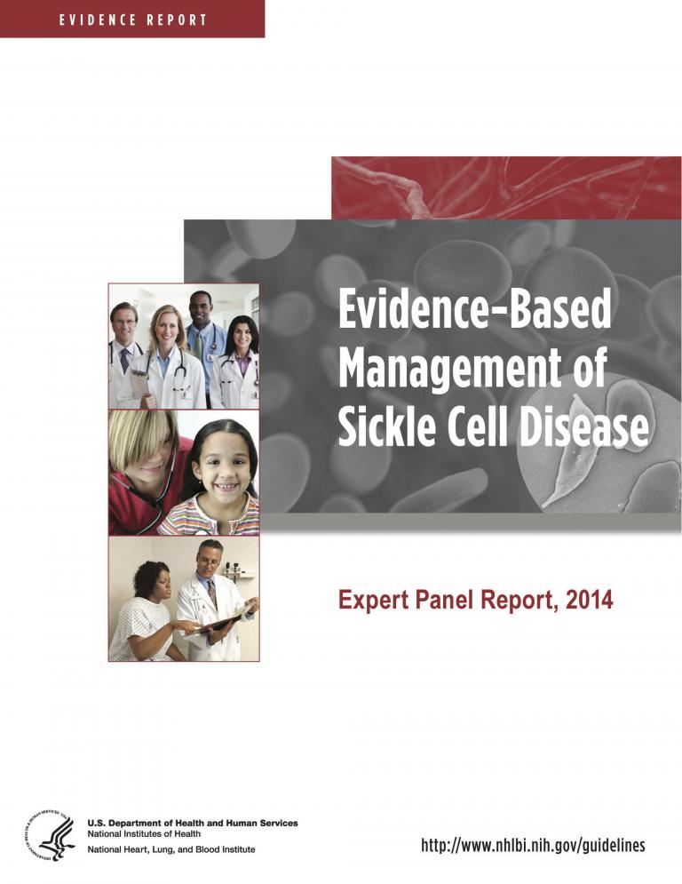 Sickle Cell Disease report cover